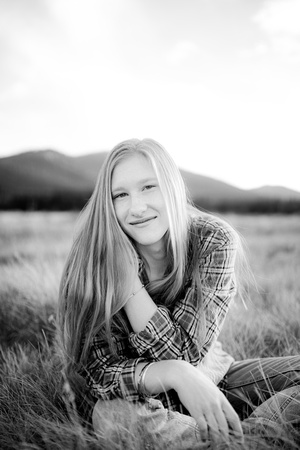 North Lake Tahoe High School Senior Photography