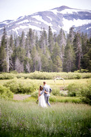 Marisa and Rich wedding in South Lake Tahoe